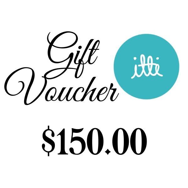 $150 Gift Voucher |