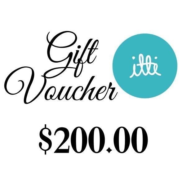 $200 Gift Voucher |