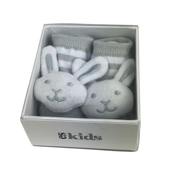 Bunny Rattle Socks | Bunny Rattle Socks
