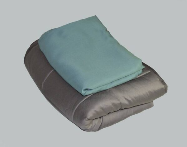 Bamboo Weighted Blanket with Bamboo Cooling Cover |