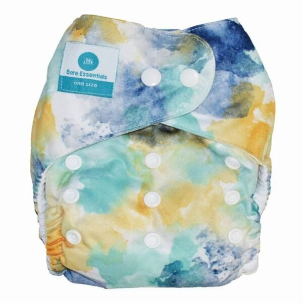 Bare Essentials - Full Time Pack - 30 nappies |
