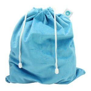 itti bitti laundry bags azure