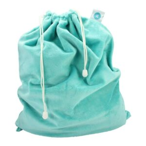 itti bitti laundry bags seafoam