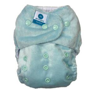 itti bitti tutto one size fits most nappy sugar mint