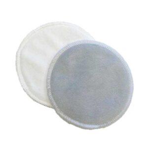 itti breast pads silver