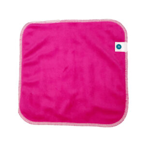 itti bitti reusable ultimate baby wipe fuschia