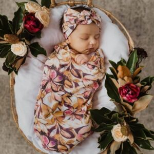 snuggle honey swaddle leilani