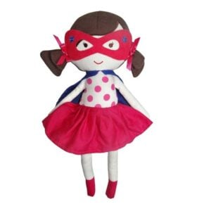 superhero doll girl