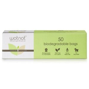 wotnot bidegradable nappy bags