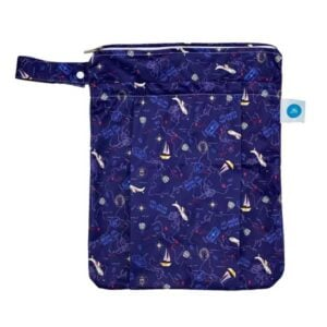 itti bitti double pocket wetbag travel