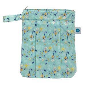 itti double pocket wetbag seahorse